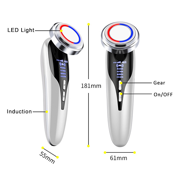 vibrating facial massager
