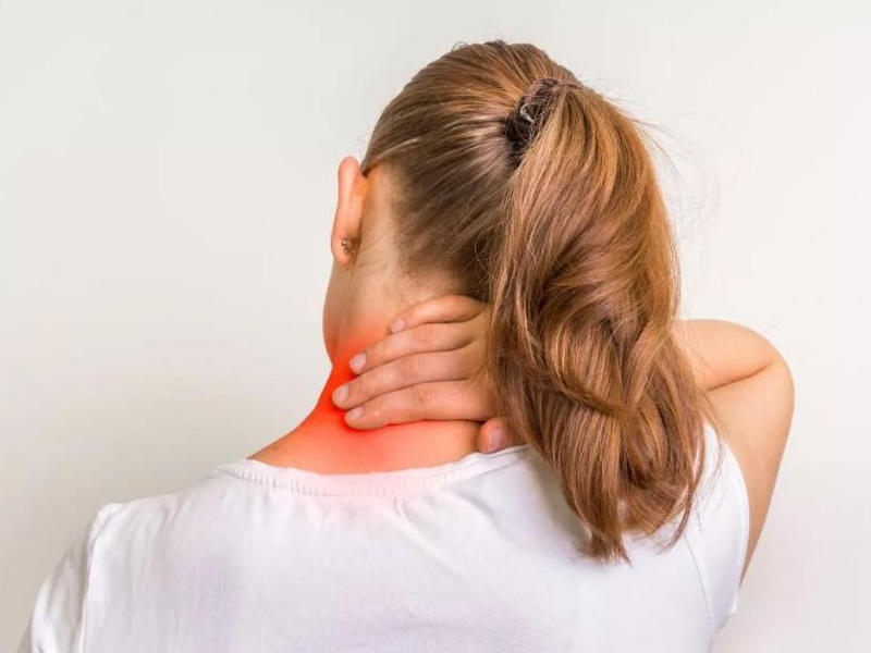 pinched nerve in neck