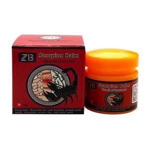 scorpion cream