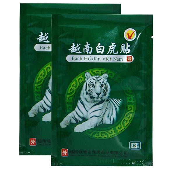 white tiger balm patch